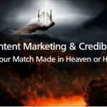 content marketing credibility heaven