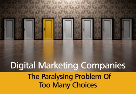 digital marketing companies choices